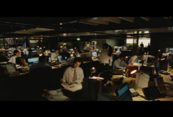 The Bet - stock dealing room