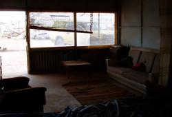 Plains Empty - living room/bedroom