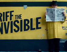 Griff the Invisible – Art Direction