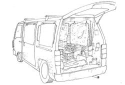 Mother Courage - Van concept 2