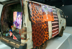 Mother Courage - Install at ACMI