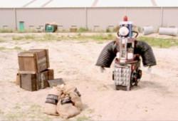 Tropfest Trailer - heart broken robot